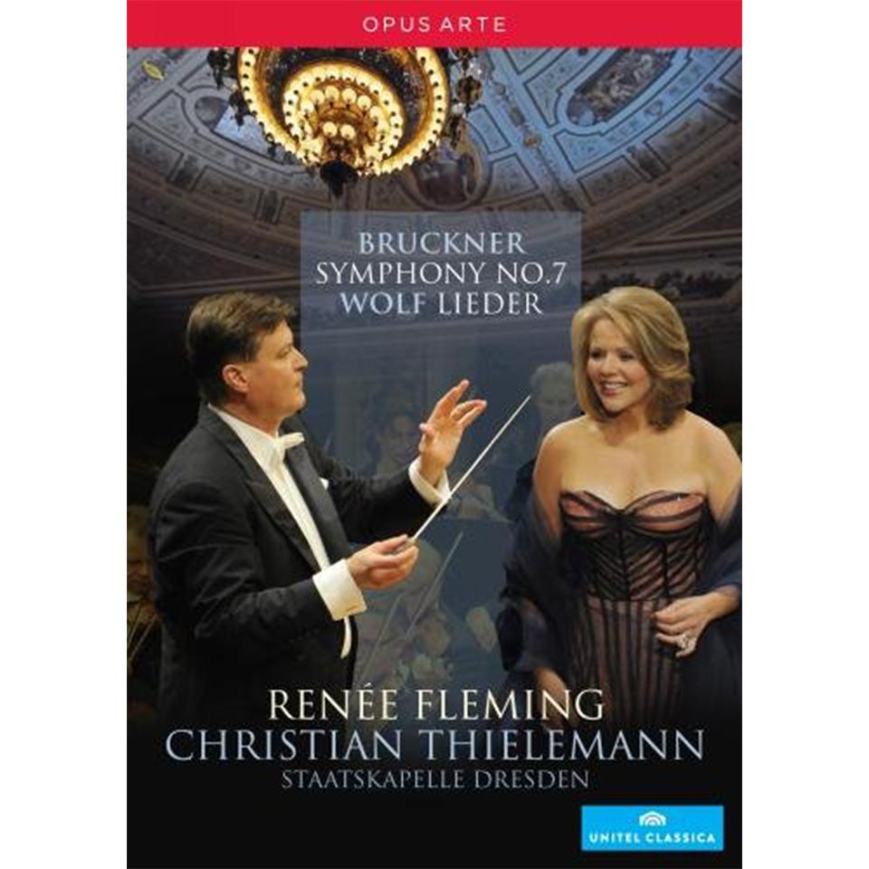 (DVD) Thielemann - Fleming: Bruckner/Wolf