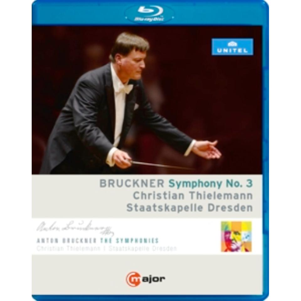 (Blu-ray) Anton Bruckner: Sinfonie Nr. 3