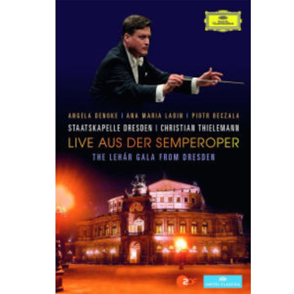 (DVD) Live aus der Semperoper - Die Lehár Gala (2011)