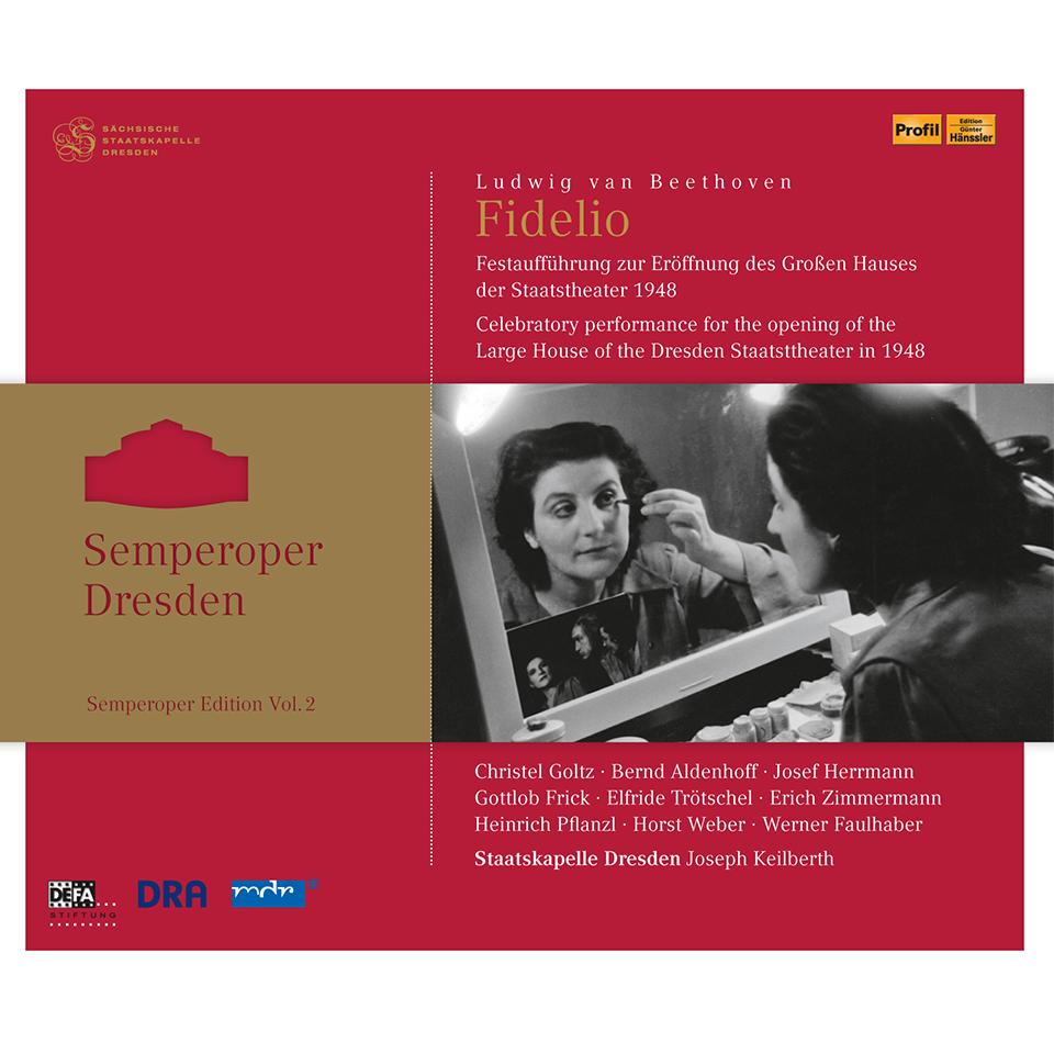 Semperoper Edition Vol. 2 Fidelio