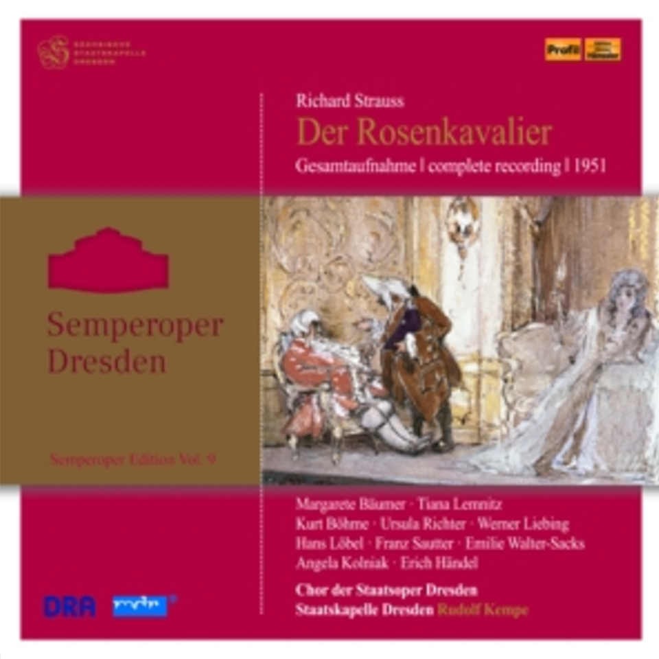 "Semperoper Edition Vol. 9 ""Der Rosenkavalier"""