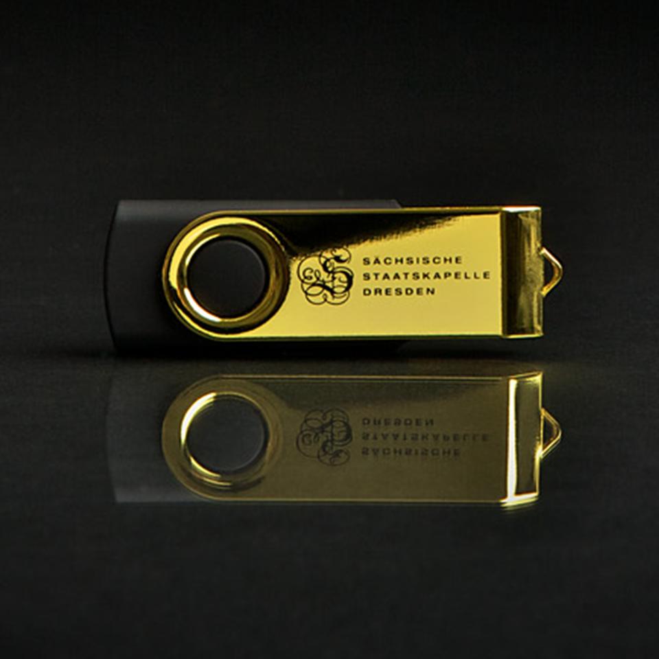 USB-Stick 8GB - Staatskapelle Dresden