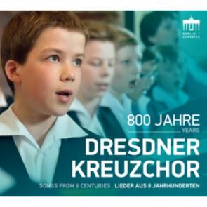 800 Jahre Dresdner Kreuzchor