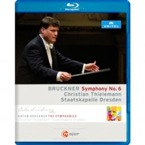 (Blu-ray) Anton Bruckner: Sinfonie Nr. 6