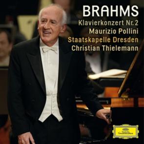 Johannes Brahms: Klavierkonzert Nr. 2 (Maurizio Pollini & Christian Thielemann)