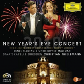 """New Year's Eve Concert (2010) - Highlights aus Lehárs """"Lustiger Witwe"""""""