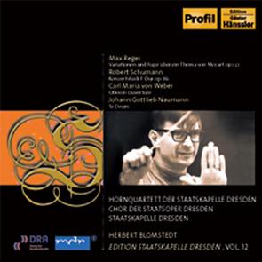 Edition Staatskapelle Dresden Vol. 12