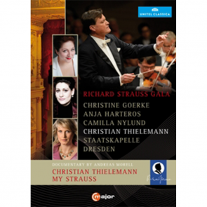 (DVD) Richard Strauss Gala