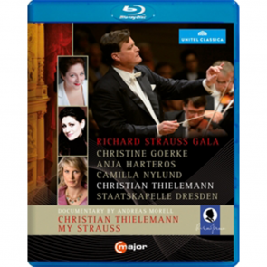 (Blu-ray) Richard Strauss Gala
