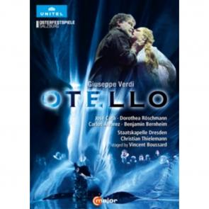 (DVD) Giuseppe Verdi: Otello