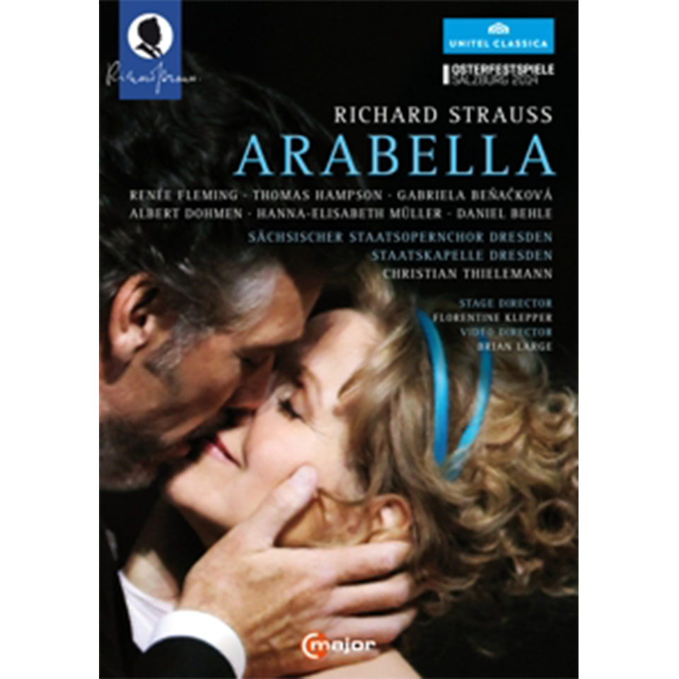 (DVD) Richard Strauss: Arabella