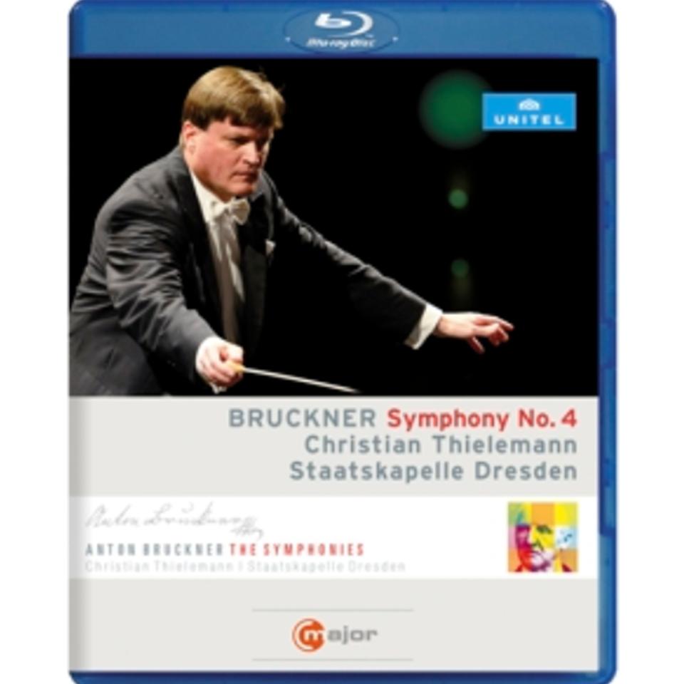 (Blu-ray) Bruckner: Sinfonie Nr. 4