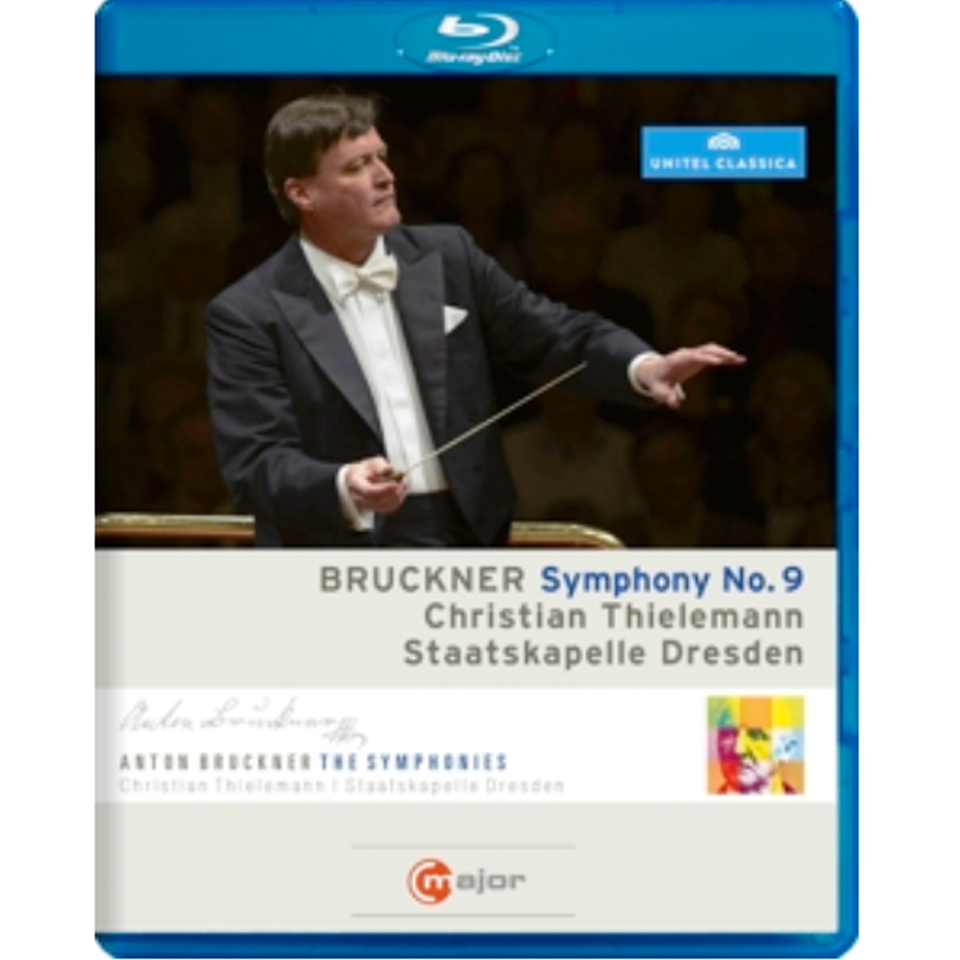 (Blu-ray) Anton Bruckner: Symphonie Nr. 9