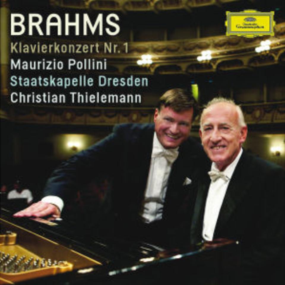 Johannes Brahms: Klavierkonzert Nr. 1 (Maurizio Pollini & Christian Thielemann)