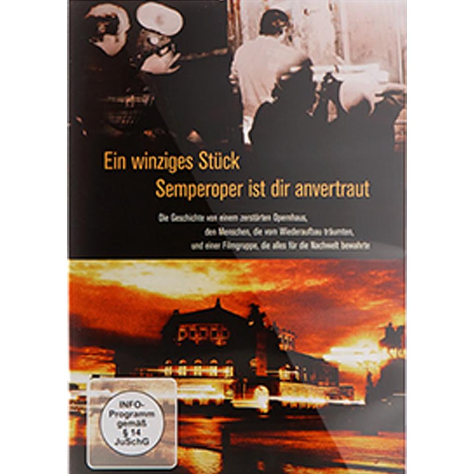 """(DVD) """"Ein winziges Stück Semperoper ist dir anvertraut"""" (Doku)"""