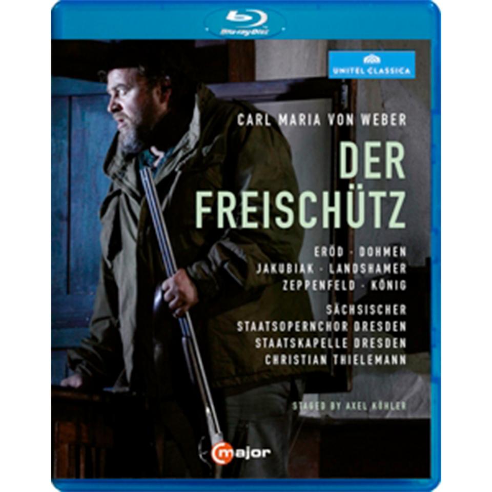 (Blu-ray) Der Freischütz (2015)