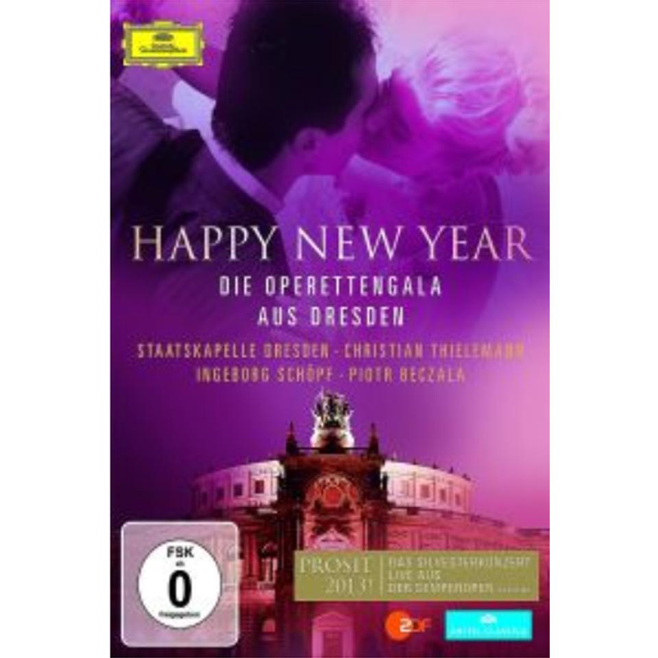 (DVD) Happy New Year (2012)