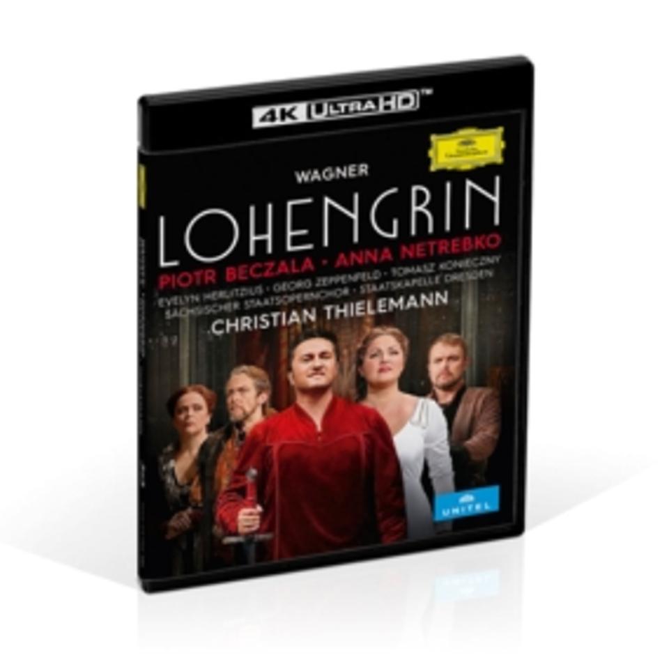 (4k UltraHD) Richard Wagner: Lohengrin