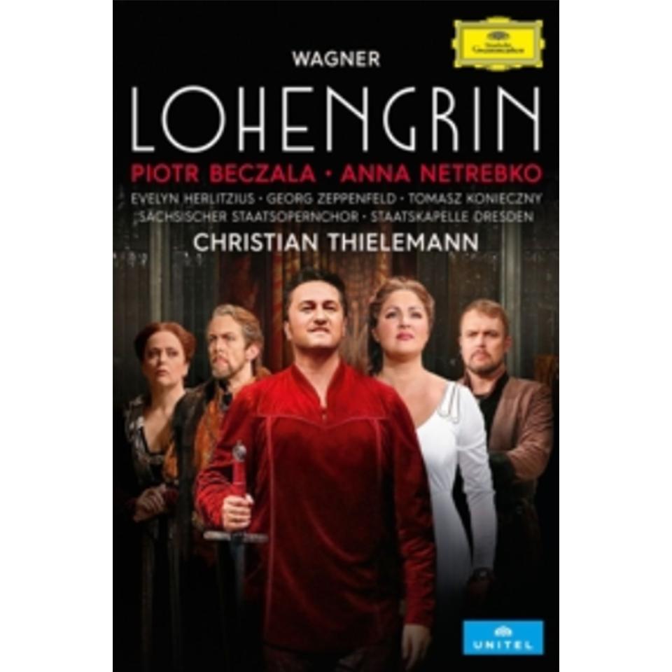 (DVD) Richard Wagner: Lohengrin