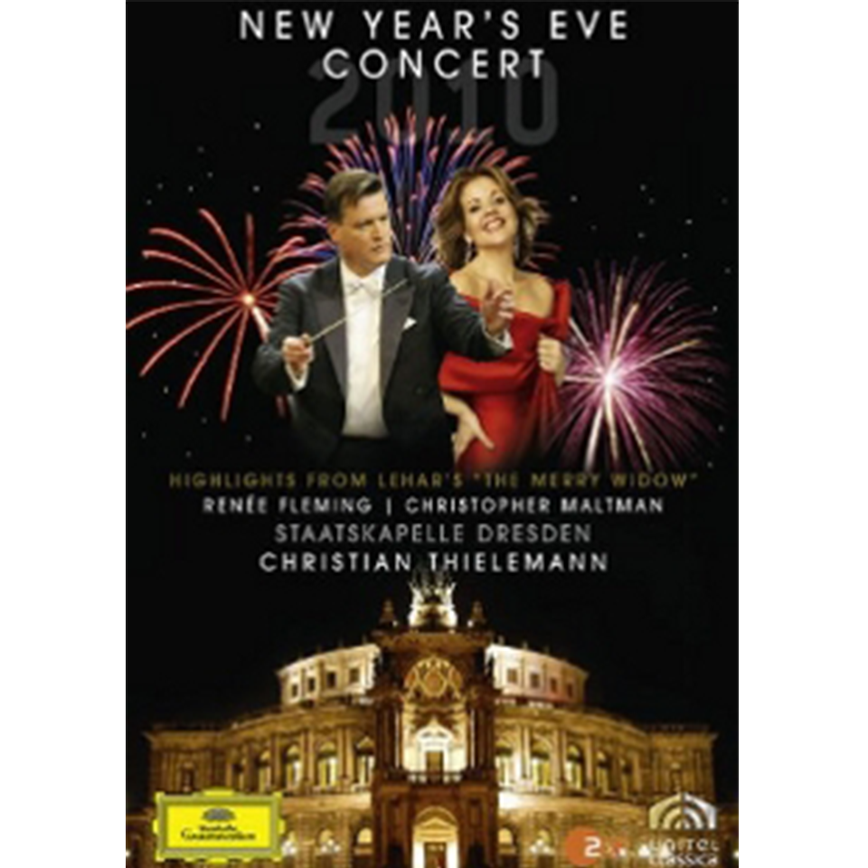 (DVD) New Years Eve Concert 2010