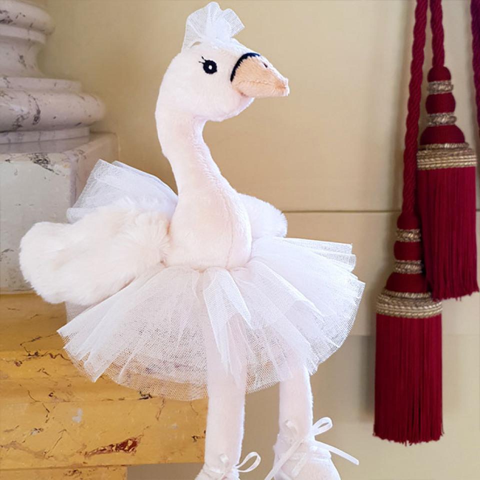 Soft Toy White Odette