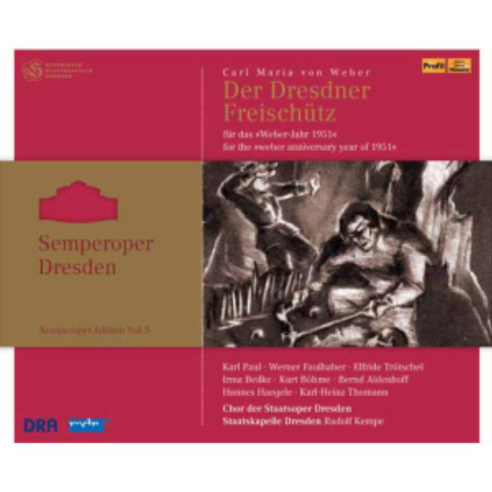 """Semperoper Edition Vol. 5 """"Der Freischütz"""""""
