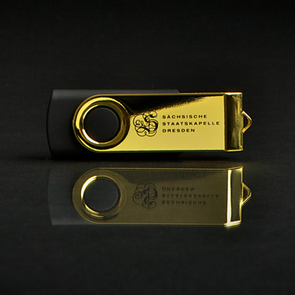 USB-Stick 8GB - Staatskapelle Dresden