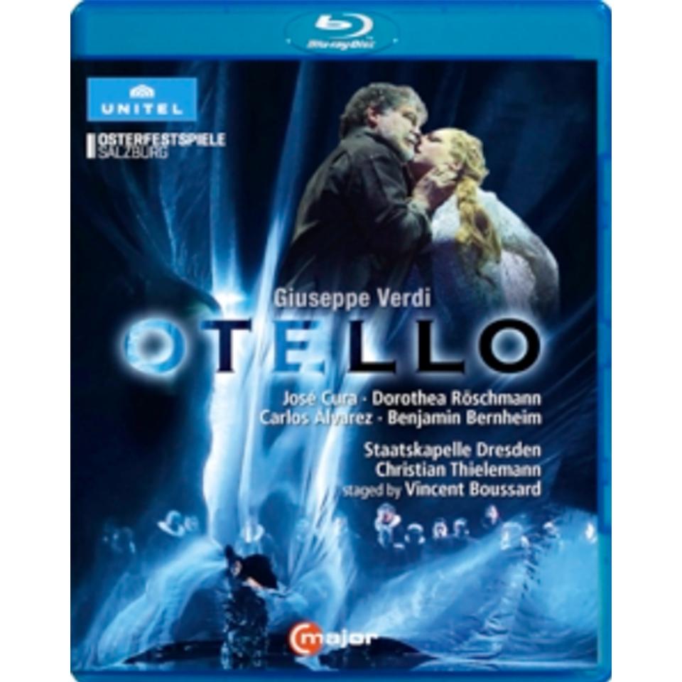 (Blu-ray) Giuseppe Verdi: Otello