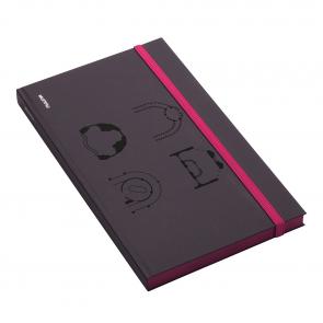 Notizbuch pink - Dresden eDition