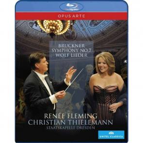 (Blu-ray) Thielemann-Fleming:Bruckner/Wolf