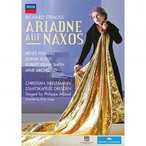 (DVD) Richard Strauss: Ariadne auf Naxos (live aus Baden-Baden)
