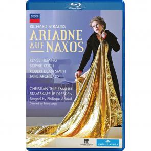 (Blu-ray) Richard Strauss: Ariadne auf Naxos (live aus Baden-Baden)