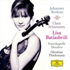 Lisa Batiashvili - J. Brahms: Violinkonzert
