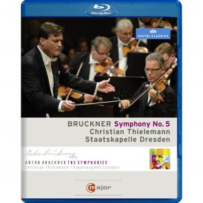 (Blu-ray) Anton Bruckner: Sinfonie Nr.5