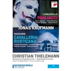(DVD) Pietro Mascagni: Cavalleria rusticana/ Ruggero Leoncavallo: I Pagliacci