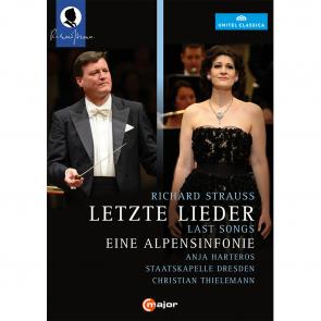 (DVD) Richard Strauss: Vier letzte Lieder & Eine Alpensinfonie