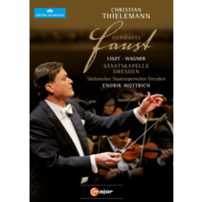 (DVD) Thielemann conducts Faust