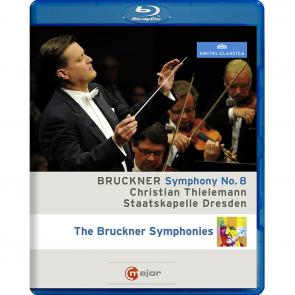 (Blu-ray) Anton Bruckner: Sinfonie Nr.8