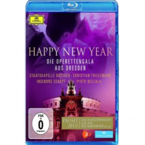 (Blu-ray) Happy New Year (2012)