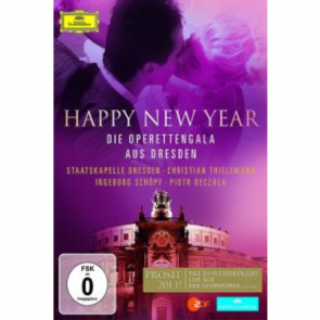 (DVD) Happy New Year (2012)