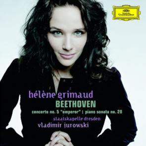 Ludwig van Beethoven: Klavierkonzert Nr. 5 - Hélène Grimaud