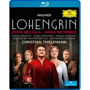(Blu-ray) Richard Wagner: Lohengrin
