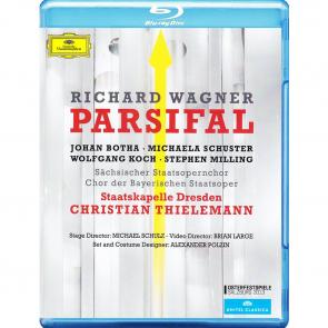 (Blu-ray) Richard Wagner: Parsifal (Salzburg, 2013)