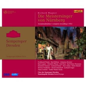 Semperoper Edition Vol. 6 - Die Meistersinger von Nürnberg
