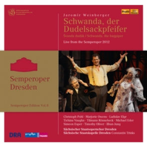"Semperoper Edition Vol. 8 ""Schwanda, der Dudelsackpfeifer"""