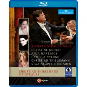 (Blu-ray) Richard Strauss Gala