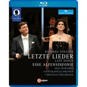(Blu-ray) Richard Strauss: Vier letzte Lieder & Eine Alpensinfonie