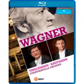 (Blu-ray) Wagner-Gala mit Jonas Kaufmann & Christian Thielemann