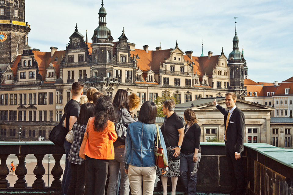 Combo Tour - Semperoper / Old town