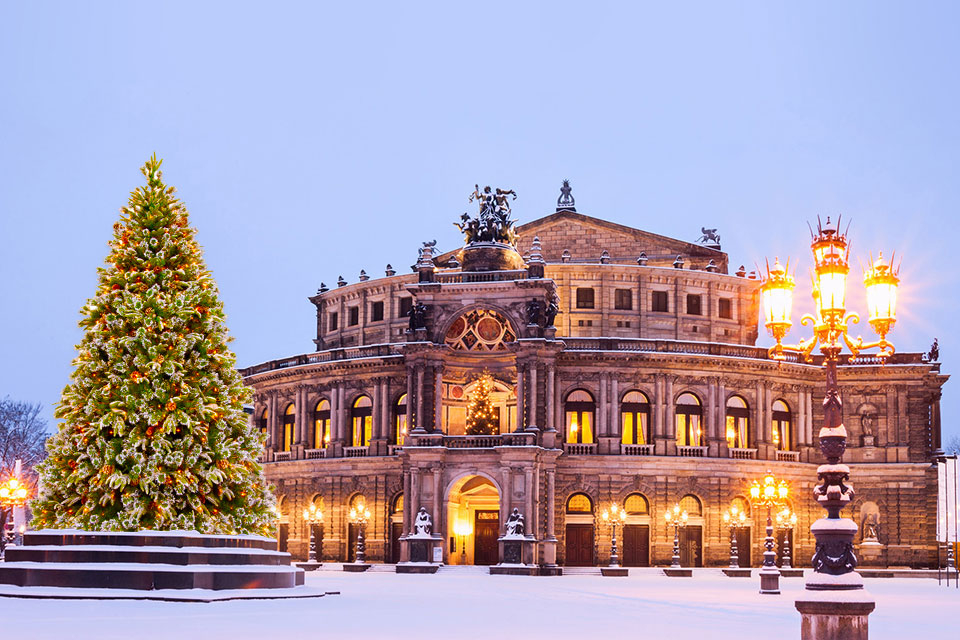 Semperoper Exklusivtickets